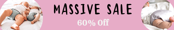 60% off all Conni Bubs products